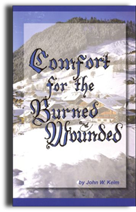 Comfort for the Burned and Wounded